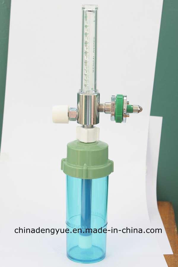 Approved Ce Hospital Medical Bull Nose Oxygen Regulator