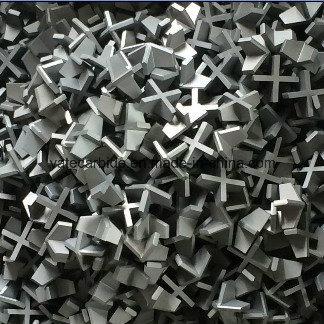 Tungsten Carbide Cross Drill Tip