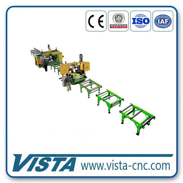 CNC Processing Production Line for H-Beam U Beam Boxbeam