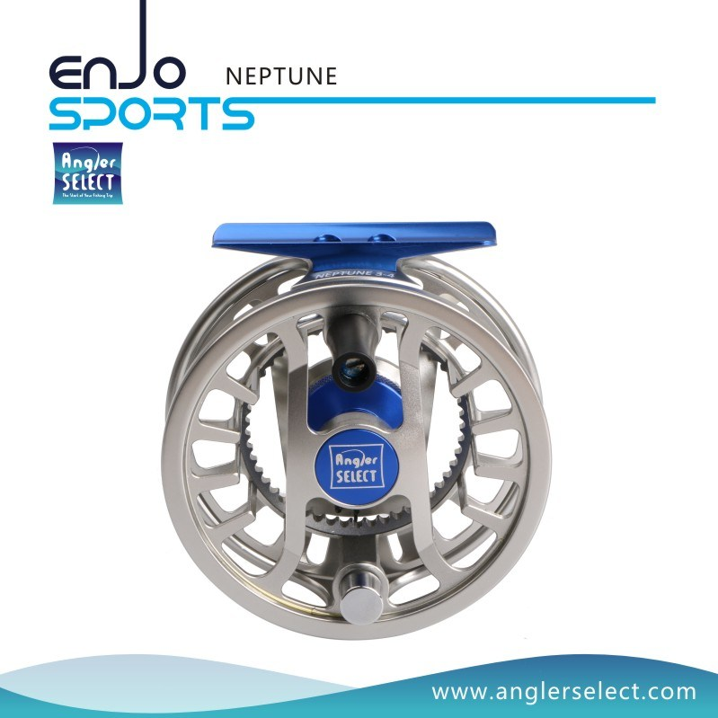CNC Aluminum Fishing Fly Reel Fishing Tackle (NEPTUNE 3-4)