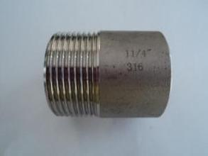 Seamless Pipe Nipple (POE/TOE) , Stainless Steel Nipple, Threaded Nipple