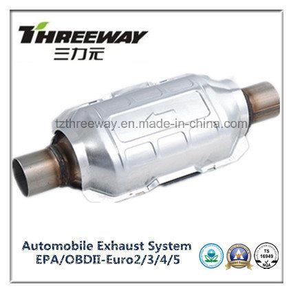 Car Exhaust System Three-Way Catalytic Converter #Twcat002