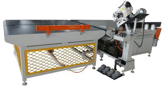 Auto Tape Edge Machine Sewing Mattress Machinery