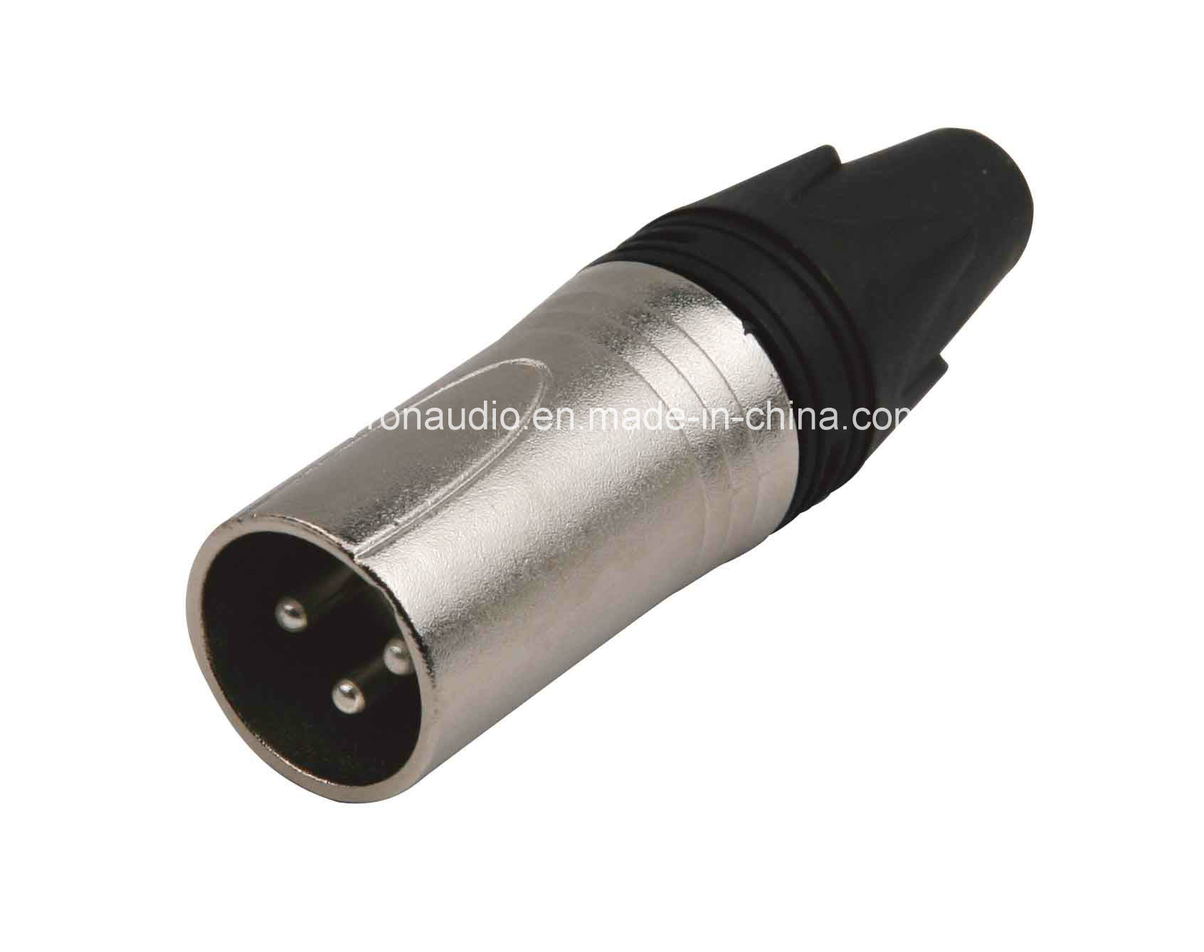 Audio Connector XLR for Microphone Cable