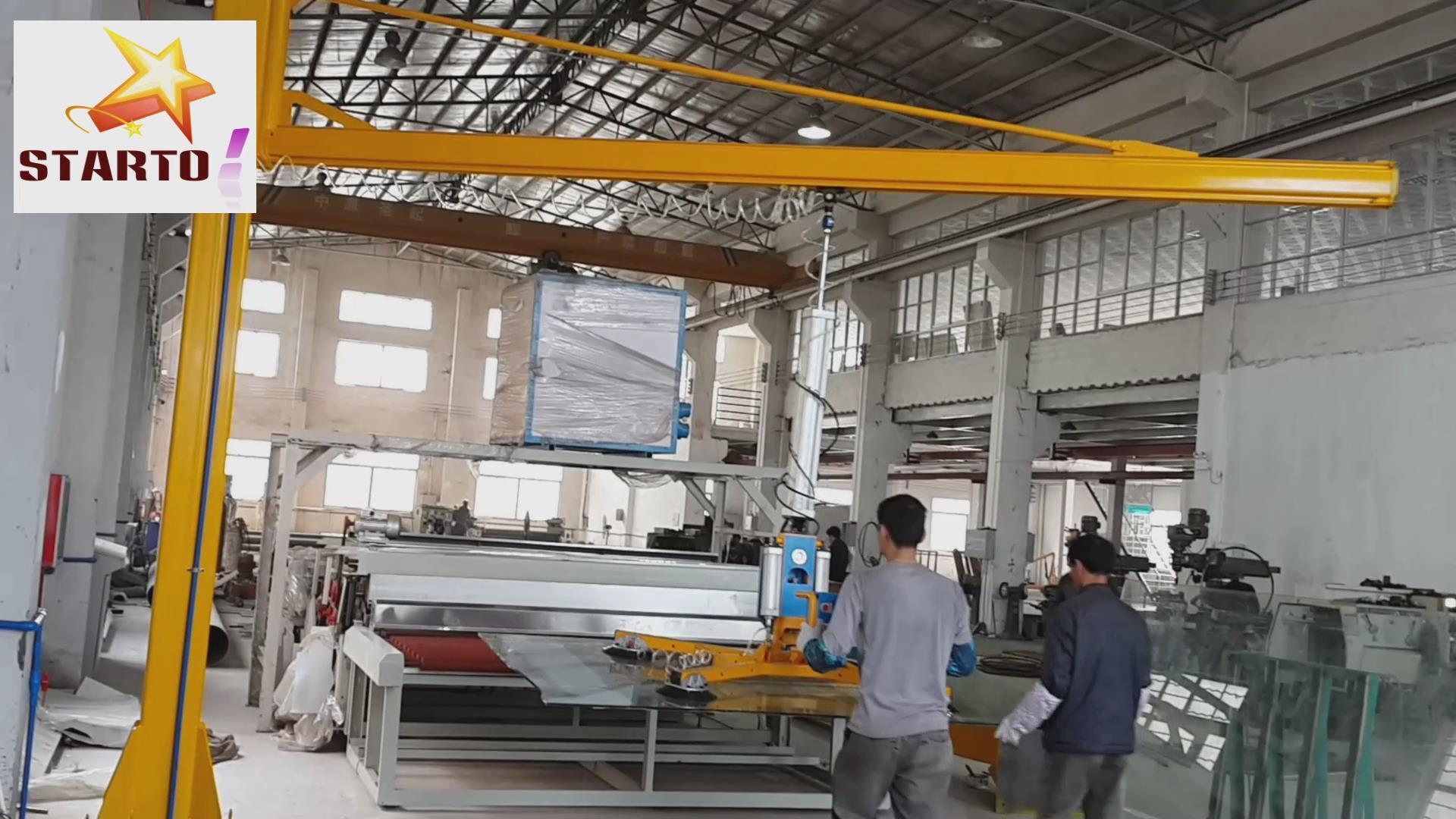 Glass Vacuum Lifter in Superior Quality