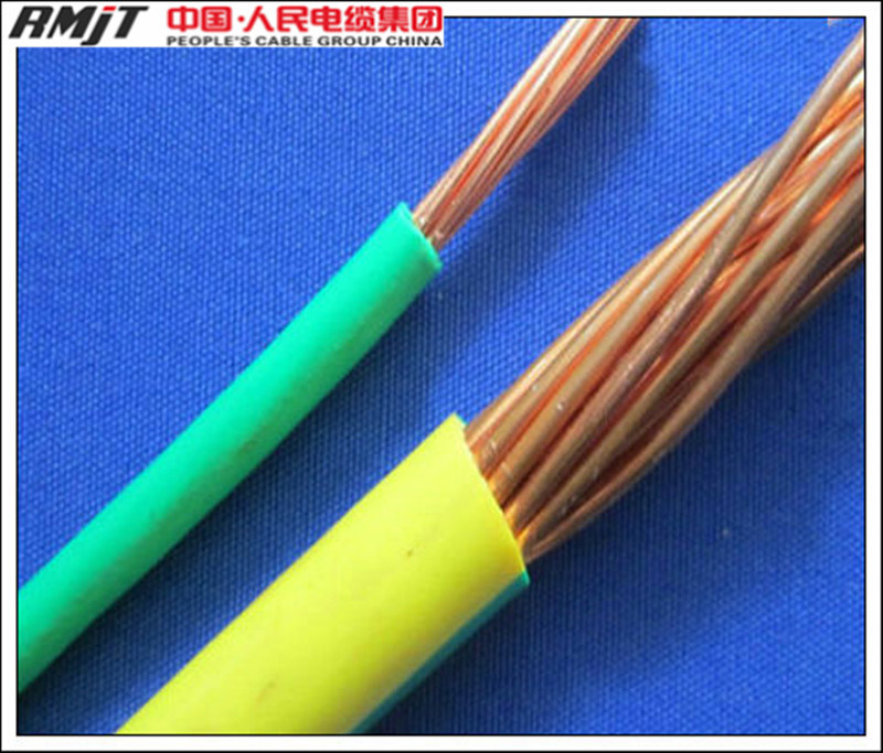 300/500V 450/750V PVC Insulated Electric Wire