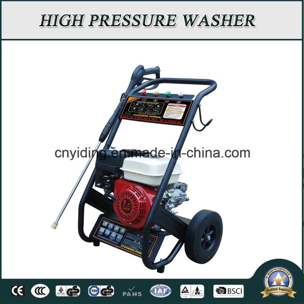 CE Gasoline 2350psi Pressure Cleaning Machine (HPW-QL650)
