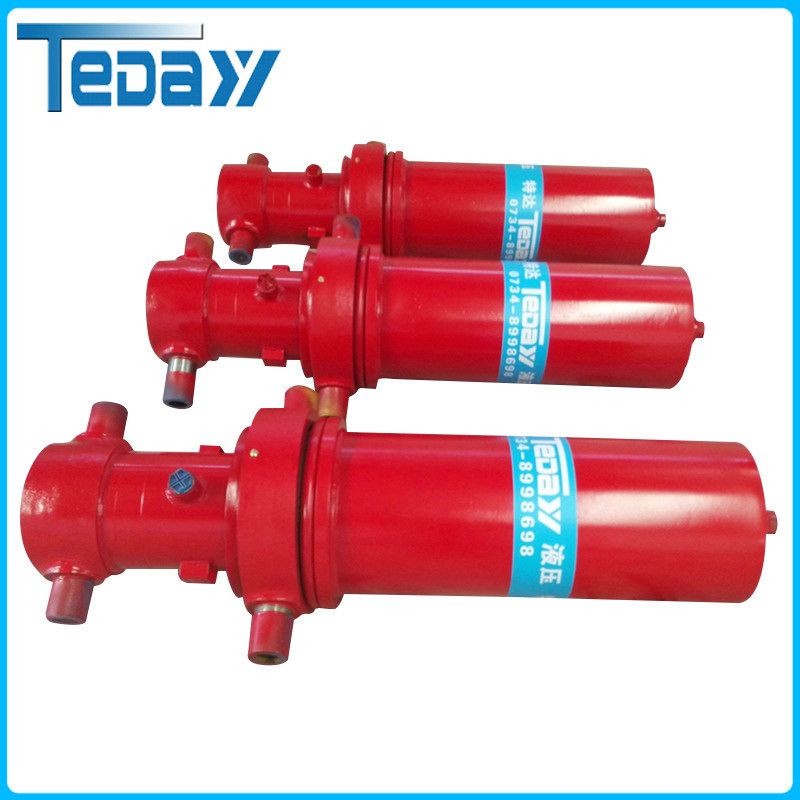 5 Stages Telescopic Cylinder for Dump Truck Manufacturer in China