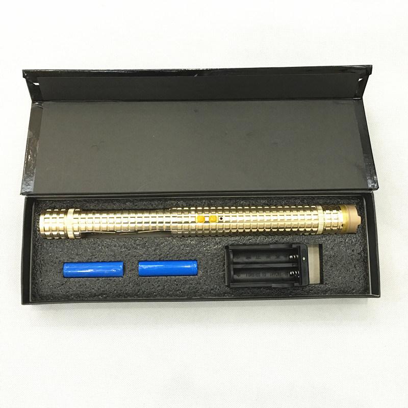 Strong Voltage Golden X8 Police Self Defense Stun Guns