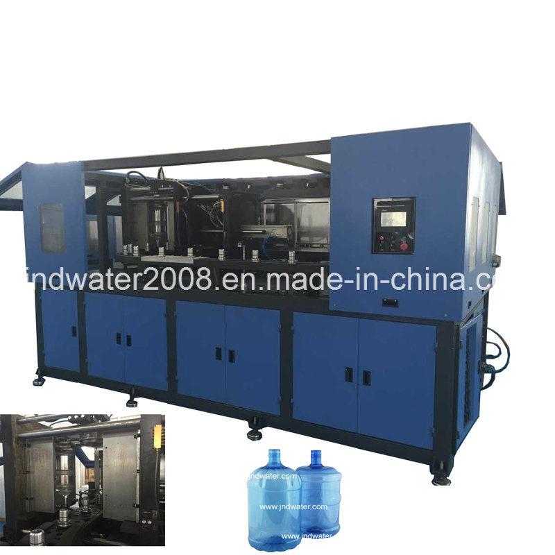 3-6 Gallon Bottle Auto Stretch Blow Moulding Machine (JND-120)