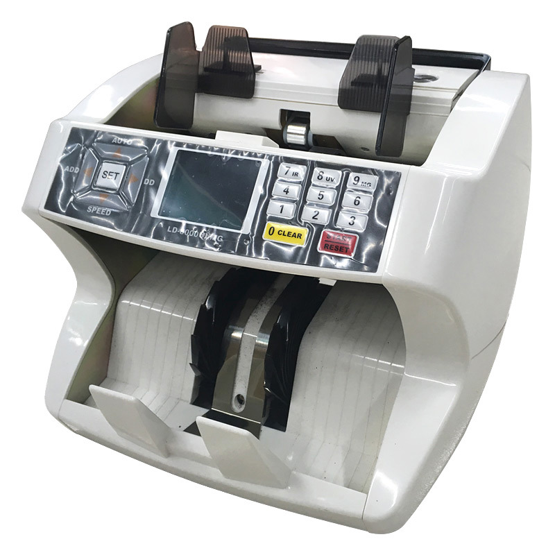 Latest Generation of Banknote Counter with The Highest Reliability
