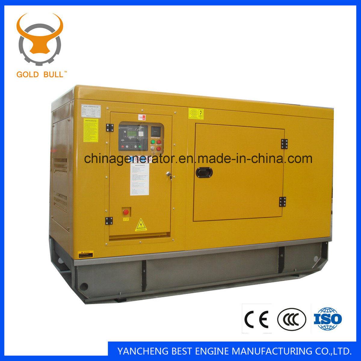 20kw-120kw Silent UK Power Generator by Best Engine