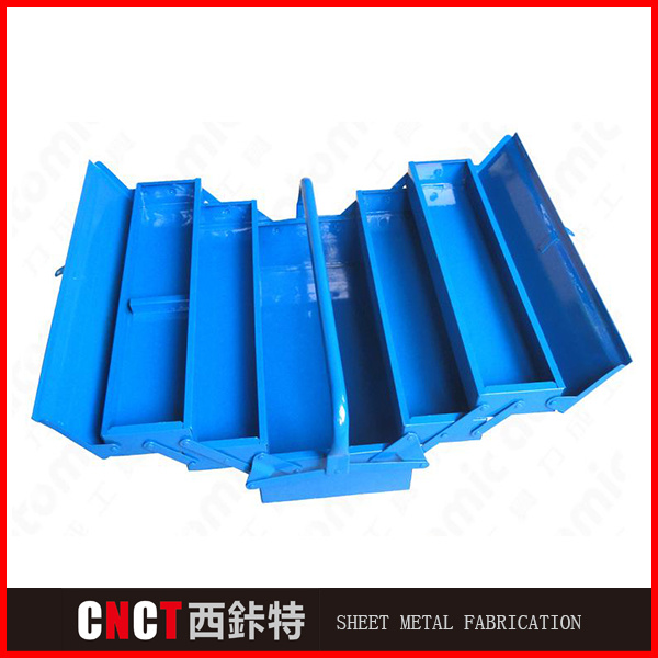 Experienced Sheet Metal Hard Case Tool Box