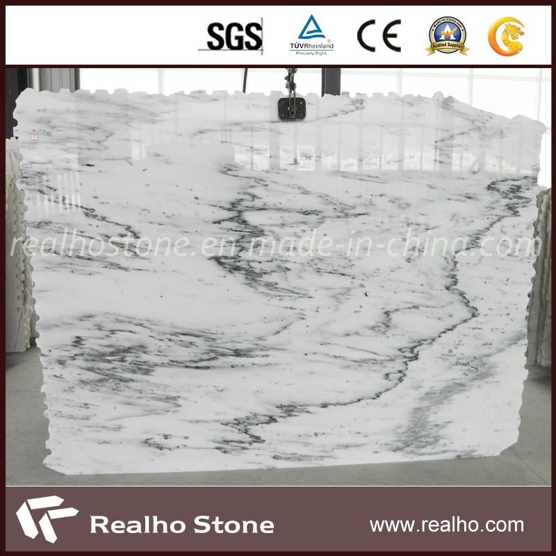 New Popular Polished White Marble for Wall and Floor