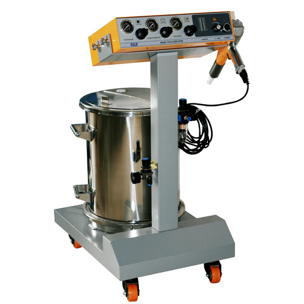 Electrostatic Powder Coating machine (Colo-500Star)
