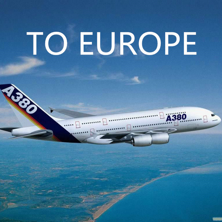 Air Shipping From China to Europe