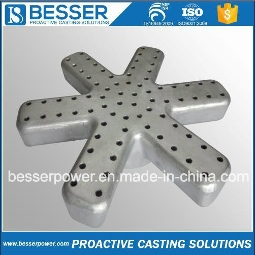 Ts16949 Stainless Steel Investment Casting Part Lost Wax Precision Casting Steel Part