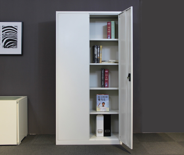 Double Door Cabinet Storage Cabinet Office Furniture Use