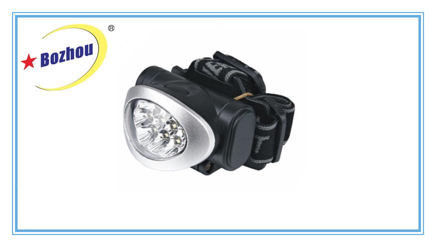 Alibaba Cheap China 2016 New Design 10 LED Weatherproof Head Lamp