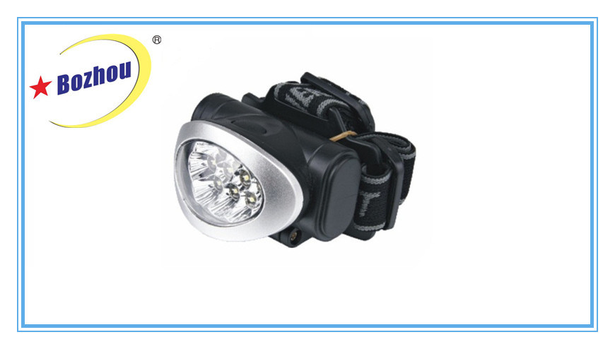 New Design 10 LED Weatherproof Head Lamp