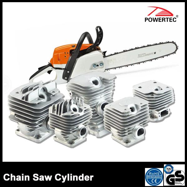 Garden Chain Saw Spare Part 58cc Cylinder