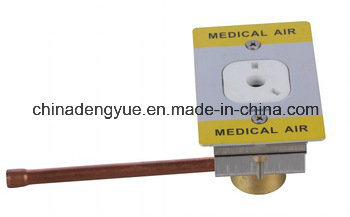 Medical Gas Outlets with Different Standard