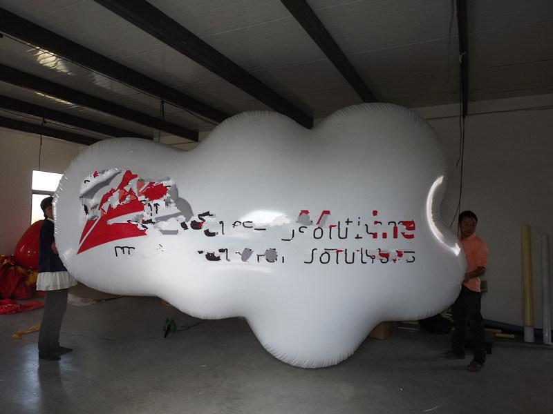 Inflatable Cloud Balloon, Balloon with Logo Printing (K7016)