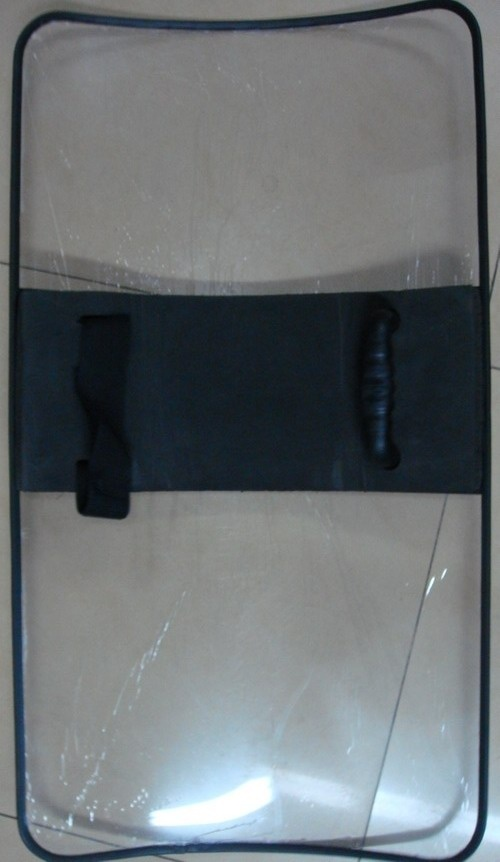 Police ABS/PC Protection Anti-Riot Shield