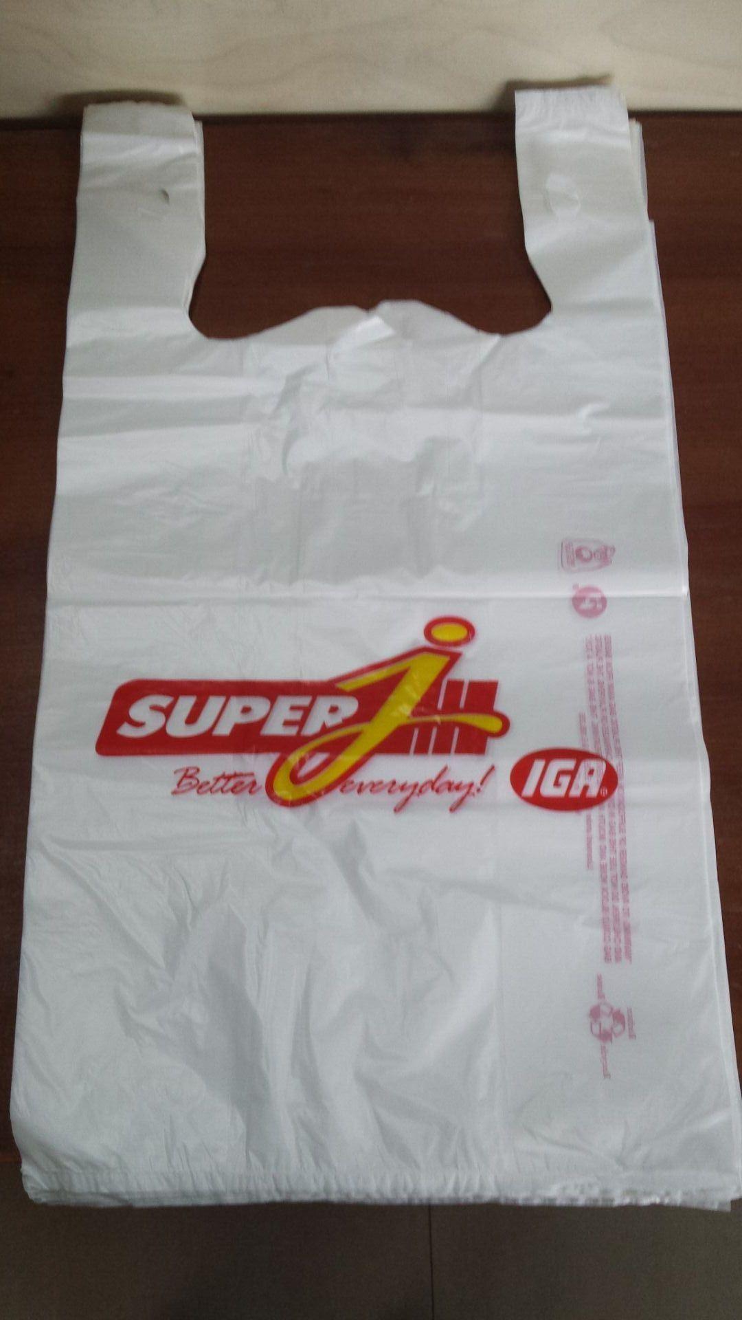 Printed T-Shirt Bag