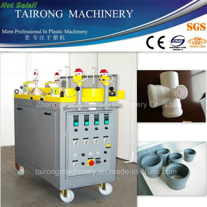Plastic Pipe Fitting Belling Machine / Socketing Machine