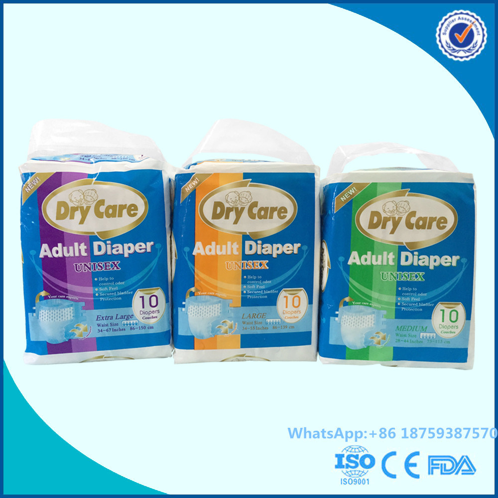 High Absorption Adult Diapers for Old People