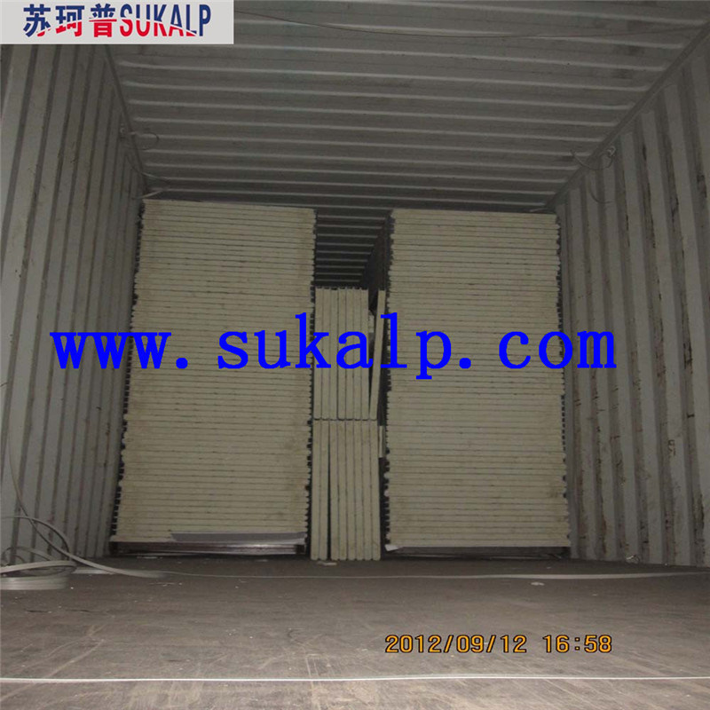 PU Sandwich Panel Container