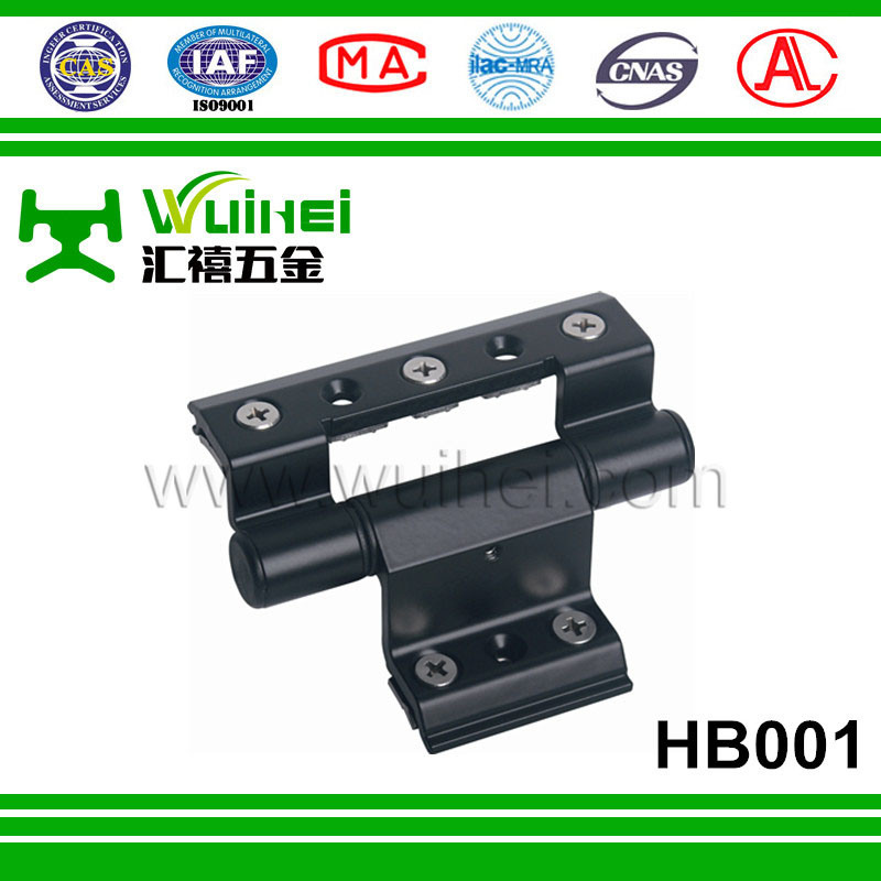 Aluminum Alloy Pivot Hinge for Door with ISO9001 (HB001)