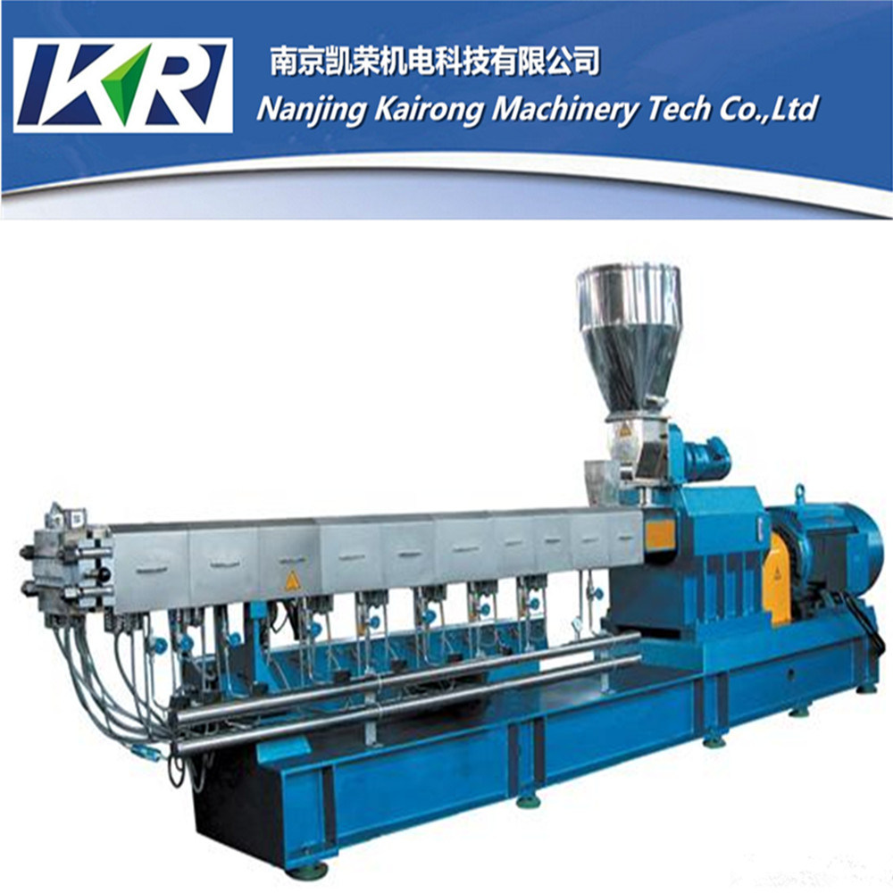 Recycle Material Nylon Extruding Machine for Granulation