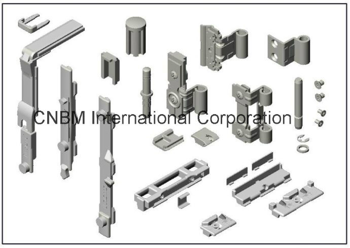 Furniture Accessories- Metal Stamping Parts OEM ODM
