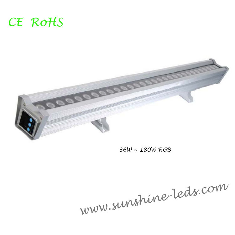 36W Warm White LED Wall Washer