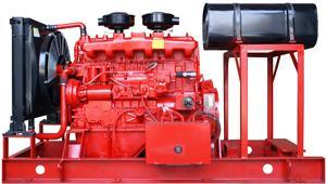 Wandi (WD) Diesel Engine 150HP for Pump (WD129B11)