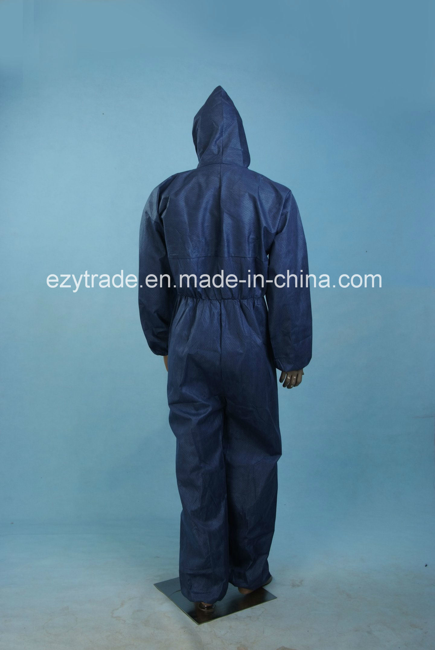 Disposable Clothing Protective Non Woven Coverall with High Quality