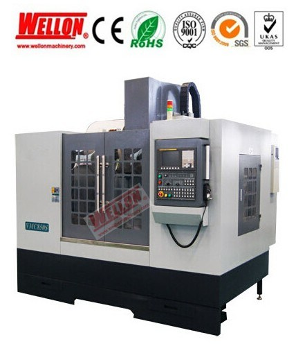 CNC Machining Centre Supplier (Vertical Machining Centre VMC850)