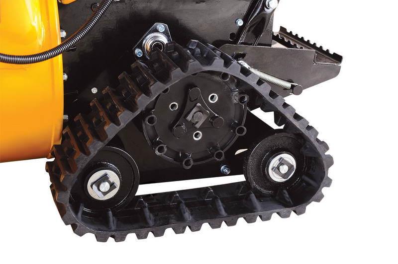 Crawl / Ruber Track Snow Thrower (KC1334MT)