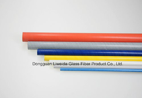 FRP Fiberglass Tube with High Strength Insulation for Construction