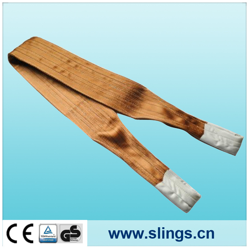 Synthetic Fibre Eye Type Webbing Sling