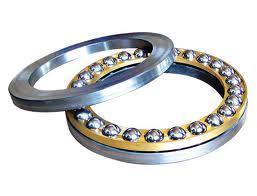 Brass Cage Thrust Ball Bearing (51110)