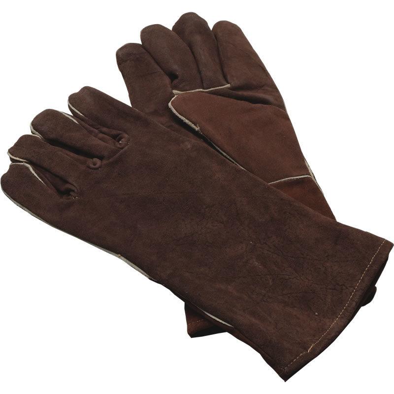 Welder′s Gloves, Leather Welding Gloves, Welding Leather Gloves (WTWG007)