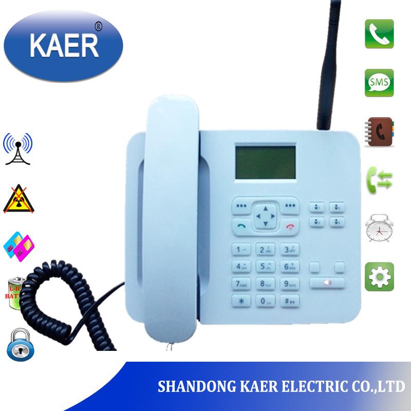 WCDMA Fixed Wireless Desktop Phone (KT1000-135C)