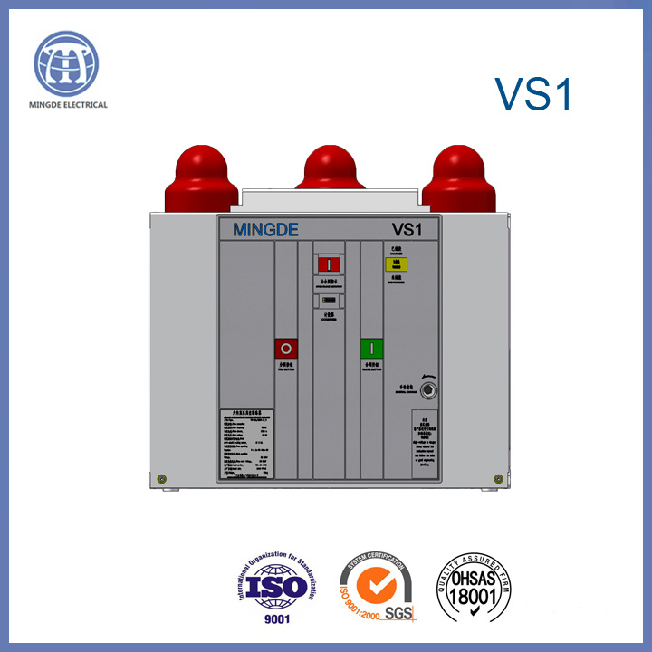 7.2 Kv-2000A Vs1 Withdrawable Type 3 Phase Vacuum Interrupter