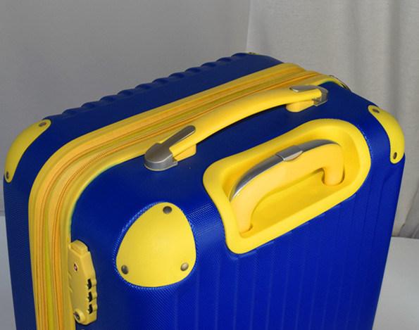 2017 Fashion ABS Trolley Travel Luggage Set