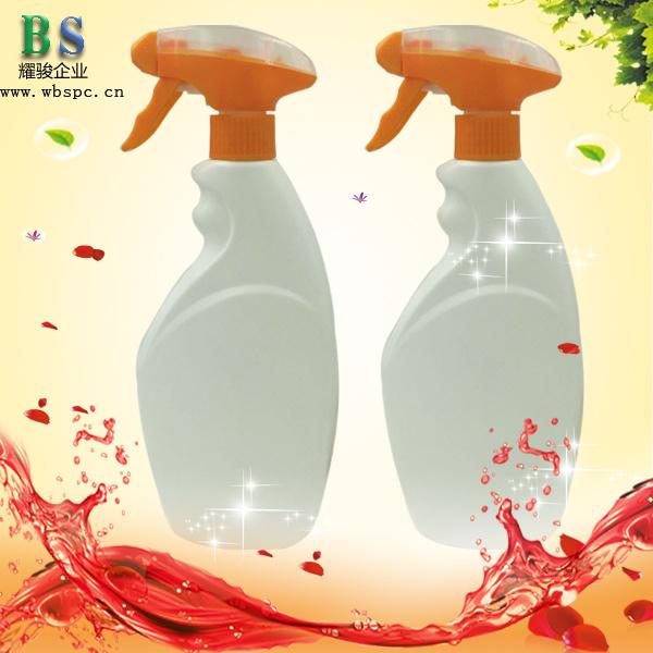Plastic Kitchen Cleaning Sprayer Bottle