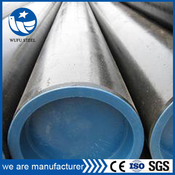 ERW API 5L Gr. B Steel Pipe Line/ Pipeline