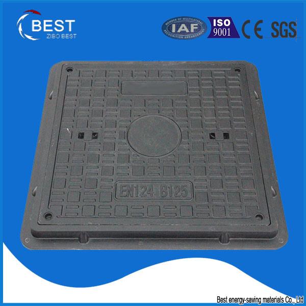 Zibo Best Composite Square Manhole Cover
